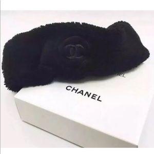 Chanel beauty headband/turban